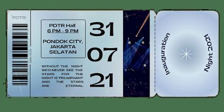 Inauguration Night - PDTR University tickets