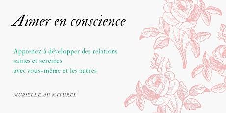 Aimer en conscience billets