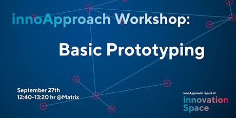 innoApproach: Basic Prototyping tickets