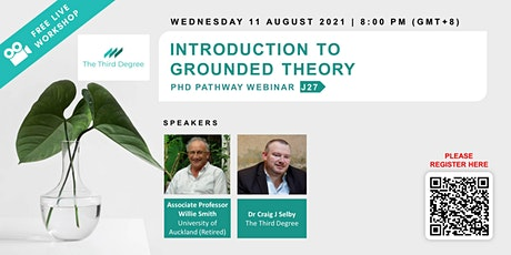 Introduction to Grounded Theory tickets