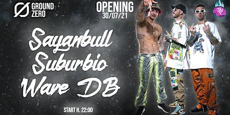 Official date Rome < Shangai Blood LIVE > 30-07-21 biglietti
