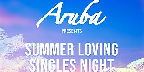 Summer Loving Singles Night tickets
