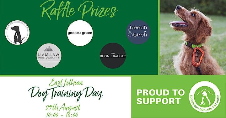East Lothian Charity Dog Training Day image