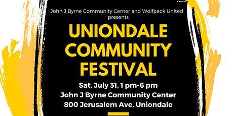 Uniondale Community Festival tickets
