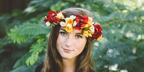 Flower Crown Workshop with Denise Jones at Wellbeing by the Lakes Festival tickets