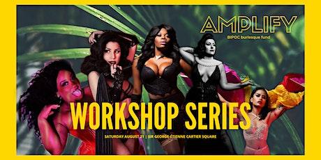 AMPLIFY: SUMMER WORKSHOP SERIES tickets
