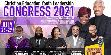 The 11th District Christian Education Youth Leadership Congress (CEYLC ) tickets