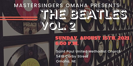 The Beatles Vol. 2 ... The Reunion! tickets