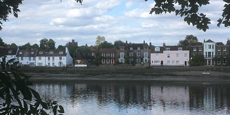Chiswick Book Festival Walk 2: Strand on the Green to Grove Park tickets