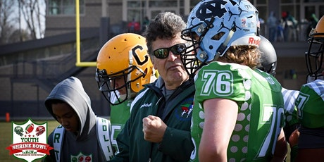 """YOUTH SHRINE BOWL """"BATTLE OF THE BORDERS"""" tickets"""