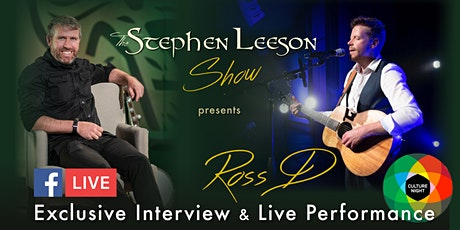 THE STEPHEN LEESON SHOW PRESENTS: ROSS D - Live Performance & Interview tickets