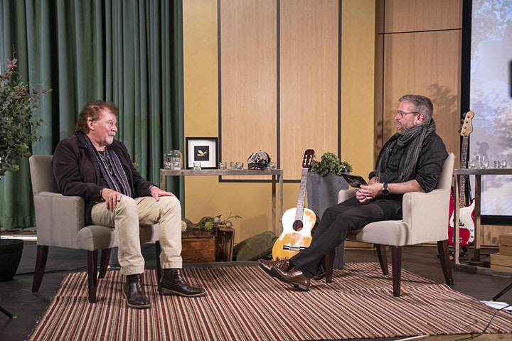 THE STEPHEN LEESON SHOW PRESENTS: ROSS D - Live Performance & Interview image
