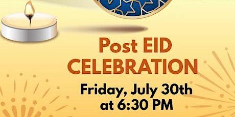 Post Eid Celebration tickets