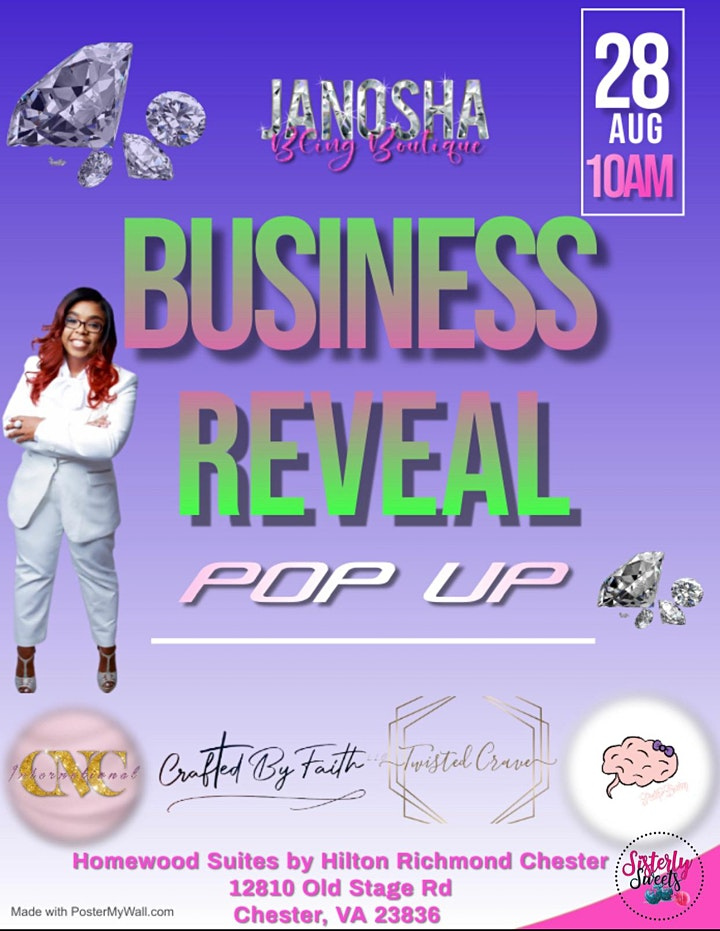 Business Reveal PopUp image