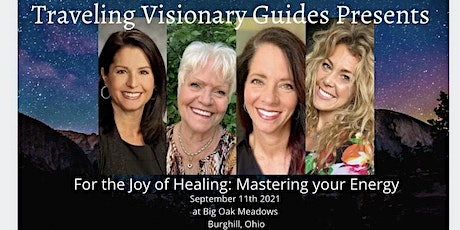 For the Joy of Healing: Mastering your Energy tickets