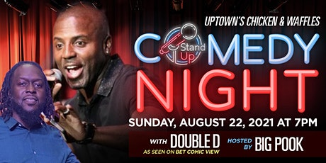 Uptown's Comedy Night with Double D tickets