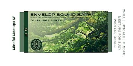 An Immersive Audio SOUND BATH Experience | SF Peninsula tickets