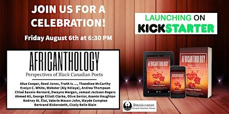 AfriCANthology Kickstarter launch celebration tickets