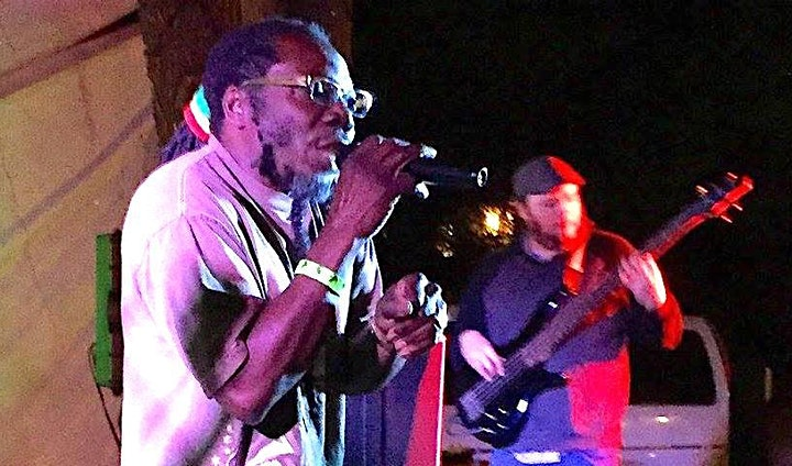 Reggae Night at Holy Diver: Brother G (Jamaica), R image