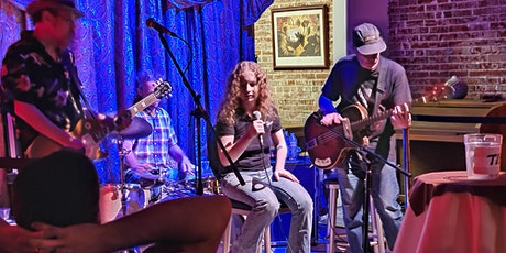Blue Midnight Live at the Fat Cat Lounge tickets