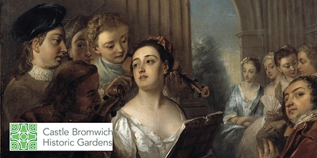 Baroque music in the Gardens tickets