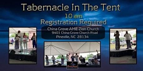 China Grove A.M.E. Zion Church Worship Service Registration tickets