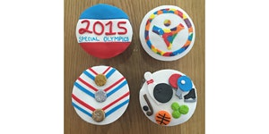 Special Olympics Cupcake Decorating Event