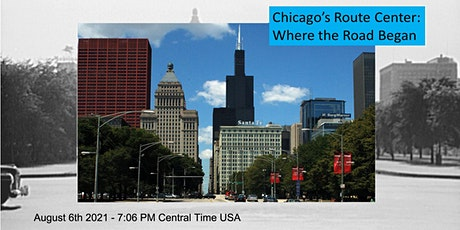 Windy City Road Warrior - Route 66 on the 6th - August 2021 tickets