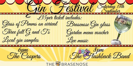 Gin Festival tickets