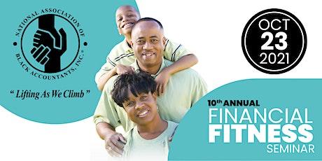 10th Annual Financial Fitness Seminar tickets