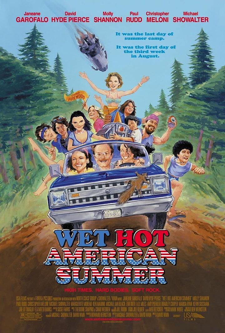 Wet Hot American Summer image