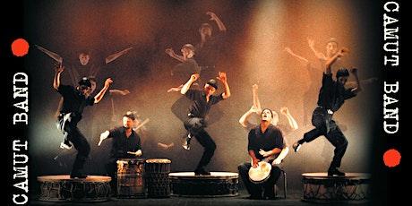 Camut Band: Big Drums | Ascó Batega Festa Major entradas