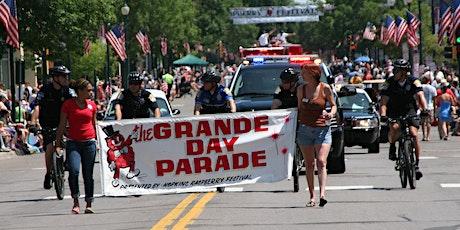 Hopkins Raspberry Festival Grande Day Parade tickets