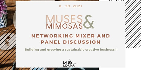 Muses & Mimosas | Networking Mixer and Panel Discussion tickets