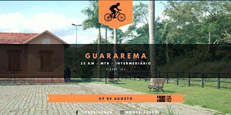 Guararema  - 35 km - MTB - Intermediário ingressos
