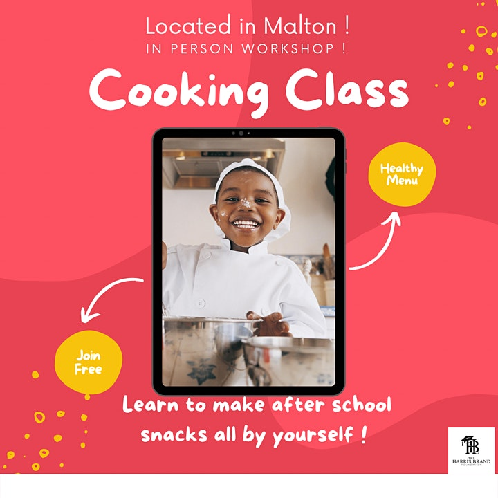 Cooking with The Harris Brand Foundation image