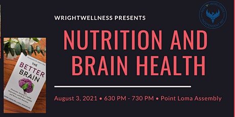 Nutrition and Brain Health tickets