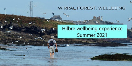 New this summer: a mindful walking experience to Hilbre island. tickets