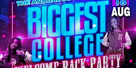 Biggest College Welcome Back Party at Elan (Aug. 18th) tickets