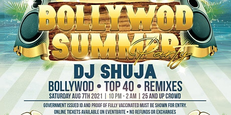 Bollywood Summer Party tickets