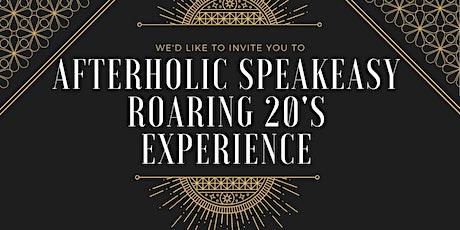 Speakeasy Roaring 20's Experience tickets