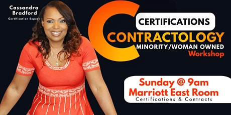 CERTIFIED MINORITY/WOMAN-OWNED BUSINESS CHATTANOOGA tickets