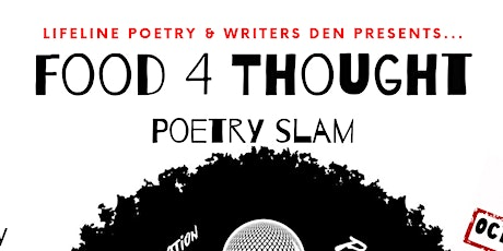 Food 4 Thought Poetry Slam tickets