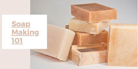 Cold Process Soap Making Class tickets