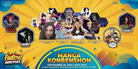 Manga Konbenshon - An Anime Comic Convention boletos