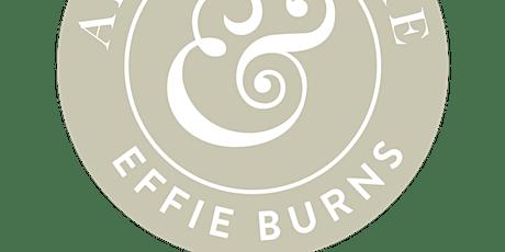 Week 3: Effie Burns - Exhibition Preview tickets