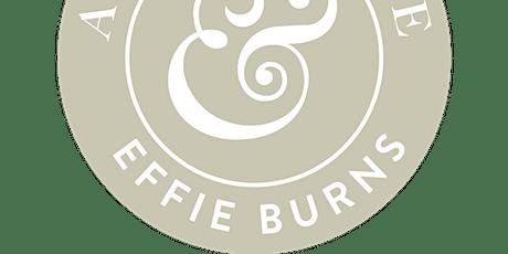 Week 3: Effie Burns - Exhibition Visit tickets
