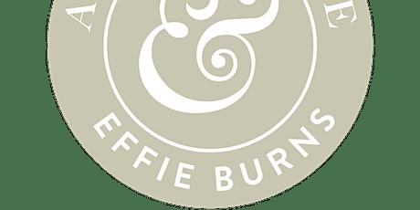 Week 3: Effie Burns - Exhibition Visit & Sunday Salon Artist Talk @11am tickets