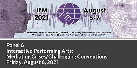 Interactive Film and Media Conference 2021 - Panel 6 tickets
