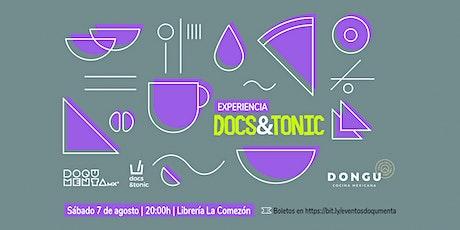 Docs & Tonic boletos